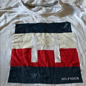Tommy Hilfiger white T-shirt